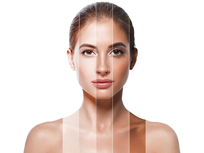 Skin pigmentation solutions